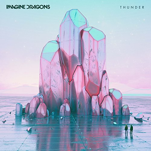 MP3-Cover 'Thunder' von Imagine Dragons
