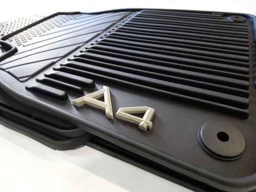 """Preisvergleich Produktbild Audi Original Gummi-Fußmatten-Set Audi A4 8E """"Monster Mat"""" vorne und hinten"""
