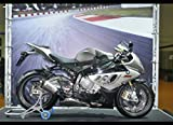 BMW 1000 RR: 120 pages with 20 lines you can use as a journal or a notebook .8.25 by 6 inches.