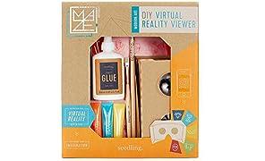 Seedling semis DIY réalité virtuelle: Art moderne d'activité kit