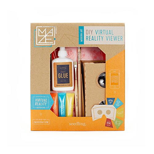 Sämling DIY Virtual Reality Viewer: Modern Art Activity Kit