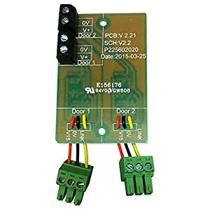 RETRO-DBB 2-wire Door Chime button adapter to Intrasonic Intercom