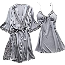 Rcool Camisones Batas y Kimonos Camisones Mujer Camisones Verano Camisones Tallas Grandes Mujer,Ropa de