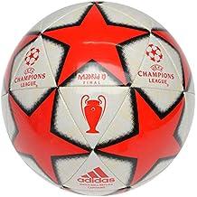 adidas Champions League Fútbol los niño (Blanco Rojo db3f289e30b8a