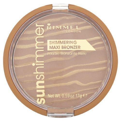Rimmel Sunshimmer Shimmering Maxi Bronzer Sun Love by Rimmel