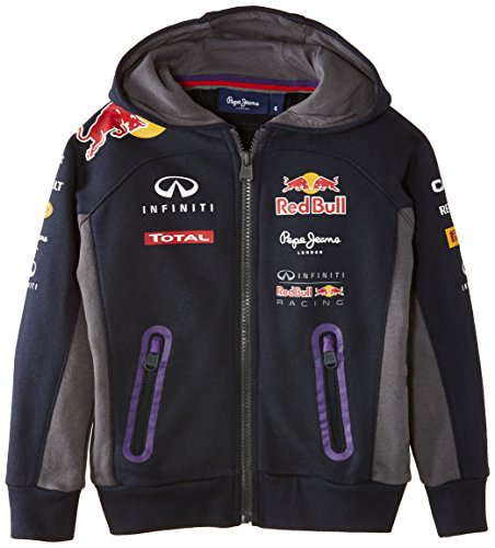 pepe-red-bull-racing-collection-sweat-shirt-garcon-6-ans-bleu-marine