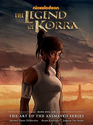 The Legend of Korra: The Art of the Animated Series Book 1: Air por Michael Dante DiMartino