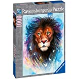 Ravensburger Puzzle para Adultos 13981Ravensburger 13981de majestä de León de Adultos Puzzle