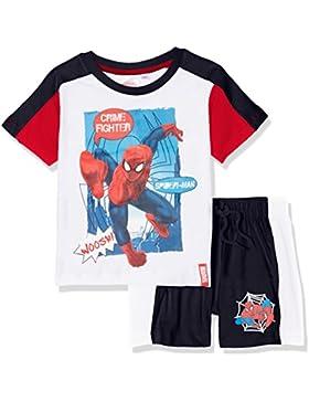 DC Universe Jungen Sportswear-Set Spiderman