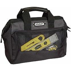 Stanley 1-93-330 - Bolsa para herramientas, 30 x 25 x 13 cm, base reforzada