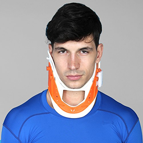 Aktive Support 580 Trachea Immobilization Collar - Free Size (White)