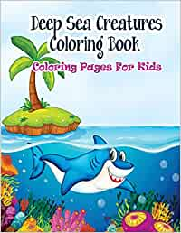 Cute Sea Animals Coloring Pages - GetColoringPages.com | 258x200