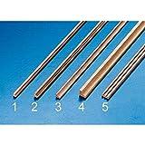 Zierprofil 3 2x3x500mm (2Stk)