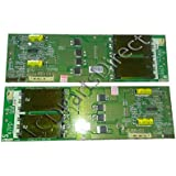 "LCDPARTSDIRECT® LG 42"" to 47"" LCD TV CCFL Backlight Master and Slave Inverter Board for 6632L 0514A 0515A"