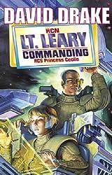 Lt Leary, Commanding