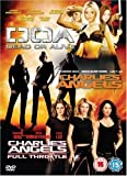 Charlie's Angels/Charlie's Angels 2/Doa - Dead Or Alive [DVD] by Jaime Pressly