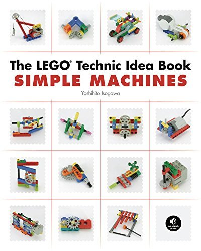 1: The LEGO Technic Idea Book: Simple Machines par Yoshihito Isogawa