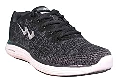 Campus Black Running Shoes (10)