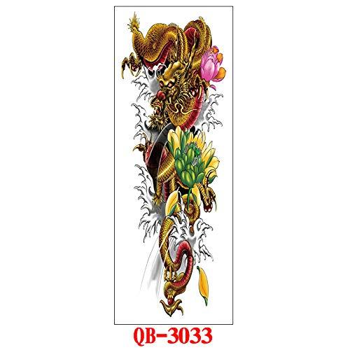 Tzxdbh 5pcs Brazo Lleno Tatuajes septiembre Cuadro