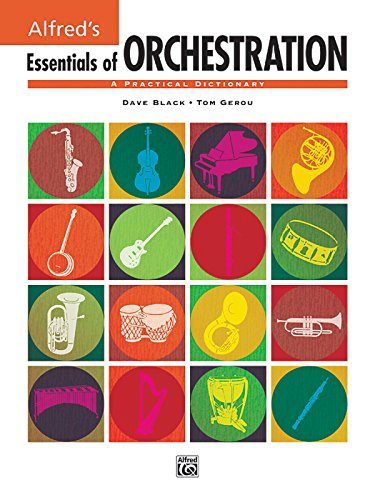 Essentials of Orchestration: A Practical Dictionary