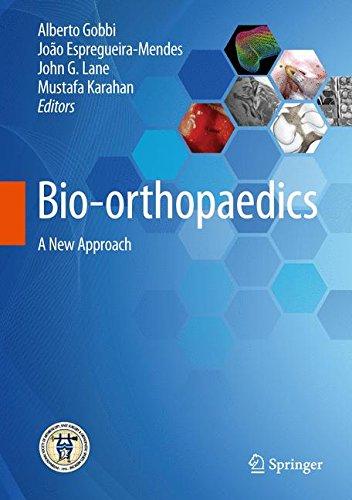 Bio-orthopaedics: A New Approach