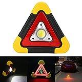 Sguan-wu Auto Triangolo COB LED Luce di Emergenza avviso di Sicurezza Esterna Lanterna da Campeggio