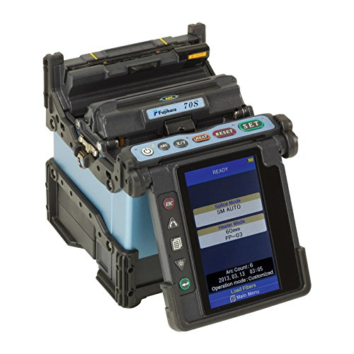 Price comparison product image Fujikura 70S Fiber Optic Fusion Splicer without Fiber Optic Cleaver