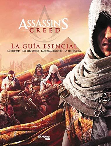 Assassin's Creed: La guía esencial (Hachette Heroes - Assassin'S Creed - Especializados) por Arin Murphy-Hiscock