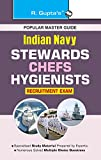 Indian Navy: Steward, Chefs, Hygienists Recruitment Exam Guide