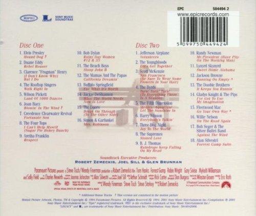 Click for larger image of Forrest Gump - The Soundtrack