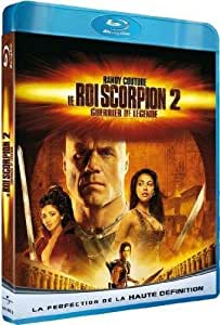 Le Roi Scorpion - Guerrier de légende [Blu-ray]
