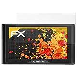 atFoliX Schutzfolie für Garmin Drive 61LMT-S Displayschutzfolie - 3 x FX-Antireflex blendfreie Folie