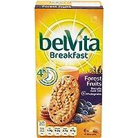 Belvita Galletas De Desayuno - Frutas Del Bosque (6X50g) (Paquete de 6)