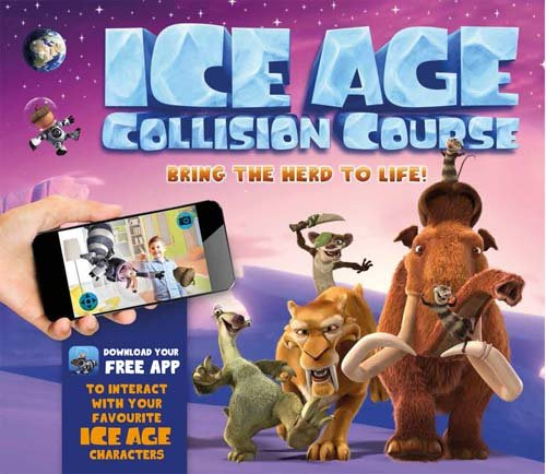 Ice Age Collision Course: Bring the Herd to Life! por Emily Stead