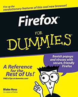 Firefox For Dummies by [Ross, Blake]
