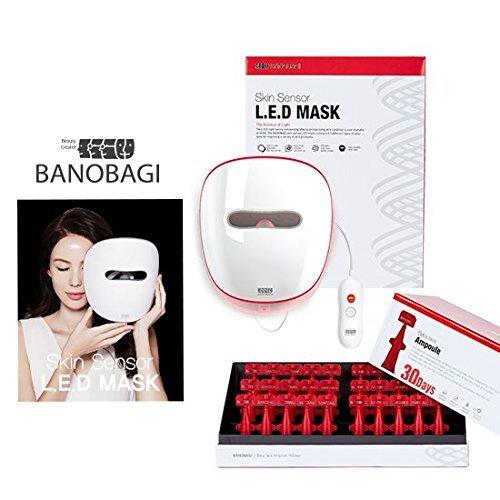 1-pcs-de-banobagi-skin-sensor-led-masque-bebe-visage-ampoule-lot-de-100-240-v-50-60-hz