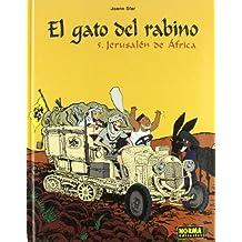 EL GATO DEL RABINO 5. JERUSALEN DE AFRICA (CÓMIC EUROPEO)