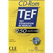 Test d'Évaluation de Français - TEF - CD-ROM