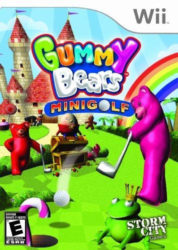 Gummy Bears Mini Golf - Nintendo Wii by Solutions 2 Go