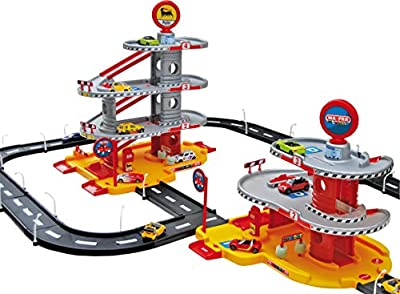 Faro Agip Super Garage Riesen Parkgarage Tower 4 + 3 Ebenen + Spielstraße von Faro