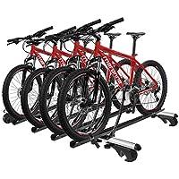 APT Porte-vélos de toit avec cadre de fixation verrouillable et fixation