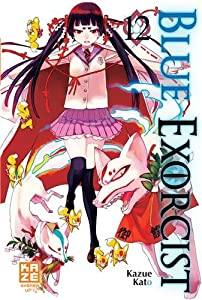 Blue Exorcist Edition simple Tome 12