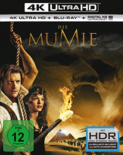 Die Mumie - Ultra HD Blu-ray [4k + Blu-ray Disc]