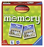 "Ravensburger 26630 2 ""Germany Memory Game"