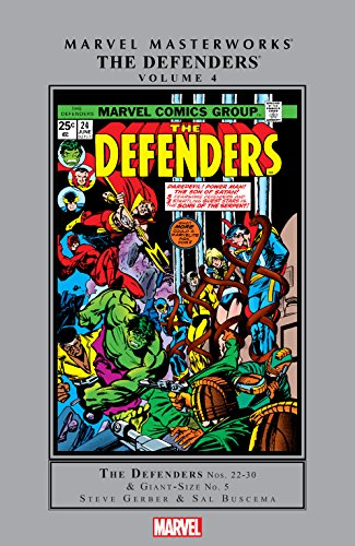 Defenders Masterworks Vol. 4 (Defenders (1972-1986 ...