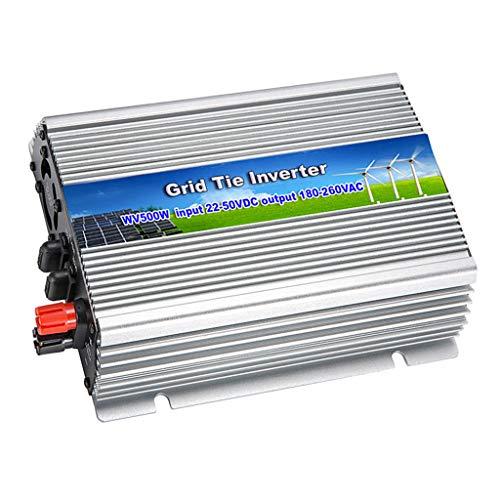 FLAMEER 500W DC 180V-260V Spannungswandler Stromwandler Wechselrichter Solar Inverter Wandler