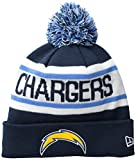 San Diego Chargers New Era NFL Biggest Fan Redux Cuffed Knit Hat