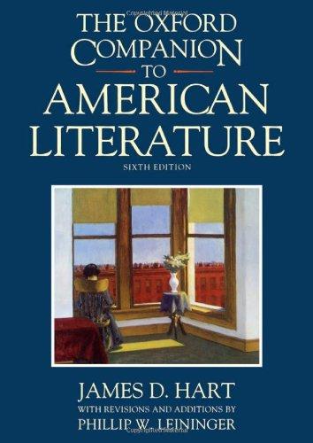 the-oxford-companion-to-american-literature-6-e-oxford-companions