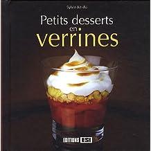 Petits desserts en verrines