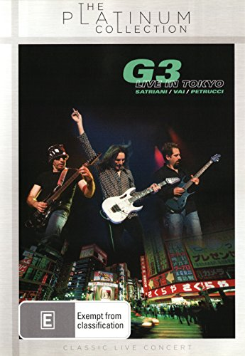 Concert In Live G3 (G3 - Live in Tokyo - Platinum Collection)